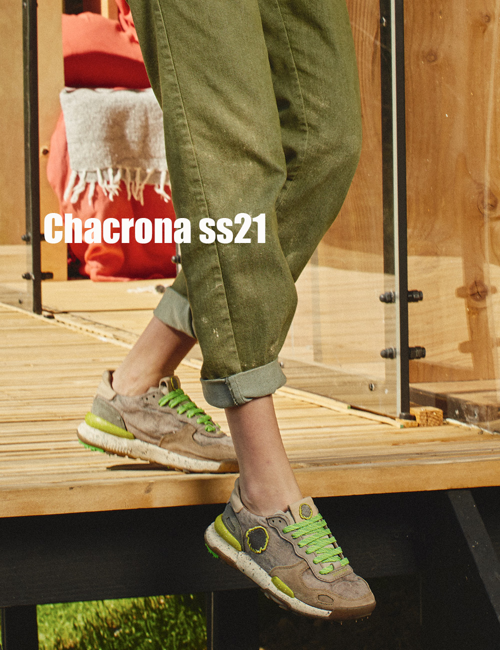 Chacrona green