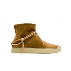 SILVER LAKE Suede - Mid Brown