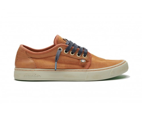 HEISEI SUEDE PUNCH - ORANGE